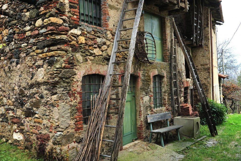 Casa antica di contrada