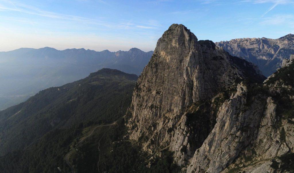 vista del monte baffelan