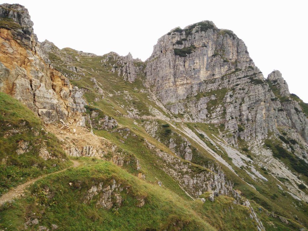 foto panoramica della trentacinquesima galleria
